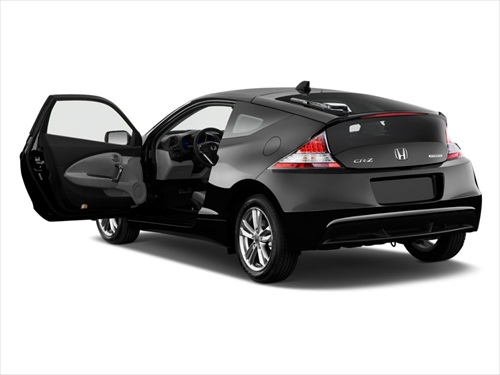 New 2012 Honda CRZ Photo