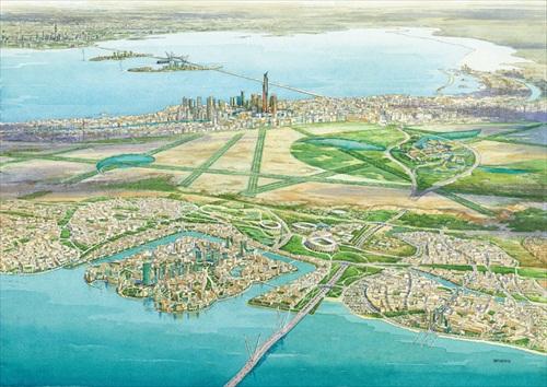 Kuwait Madinat Al Hareer Wildlife Park