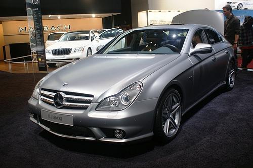 Mercedes Benz CLS 350 CGI