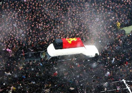 Kim-Jong-Il-Funeral North Korean Mourns