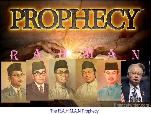 RAHMAN Prophecy
