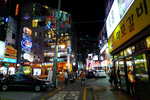 South Korea Seoul Nightlife