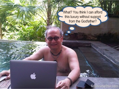 Raja Petra RPK Switch Sides - Godfather Sponsor