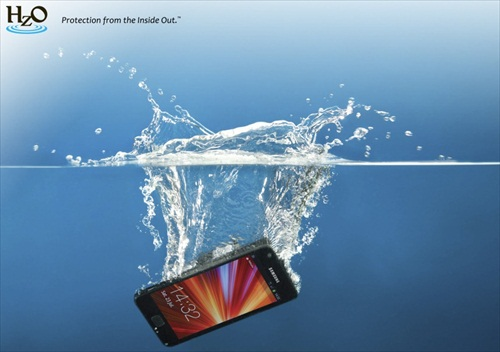 Water Proof Samsung HzO
