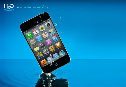 Water Proof iPhone HzO