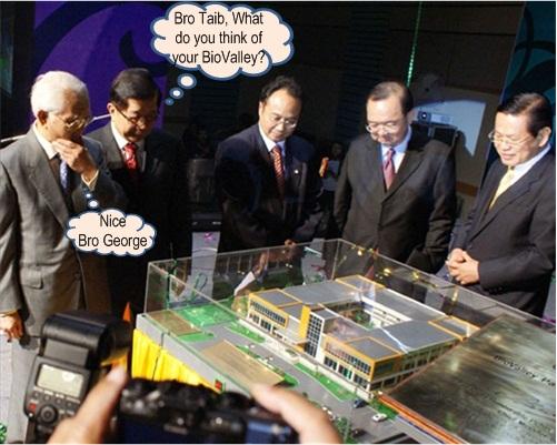 BioValley Park Project Curtin Sarawak