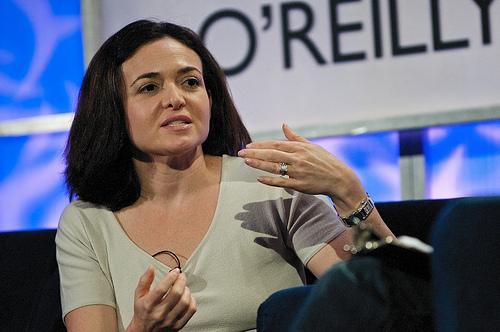 Facebook IPO Sheryl Sandberg