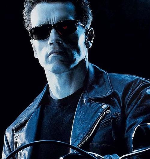 Google Prototype Terminator