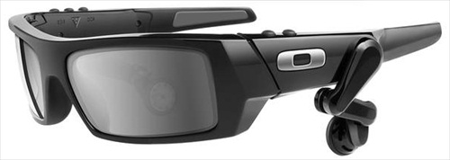 Google Prototype Transparent Glass Oakley