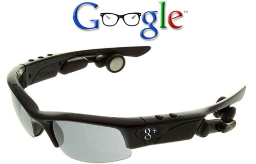 Google Prototype Transparent Glass