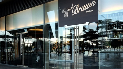 Marina Bay Brawn Steakhouse