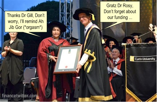 Rosmah Jim Gill Curtin University Doctorate