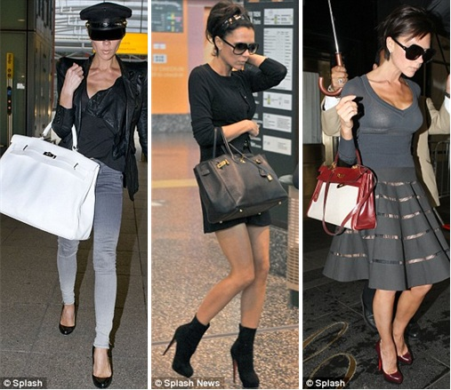 Victoria Beckham Birkin Bags 1