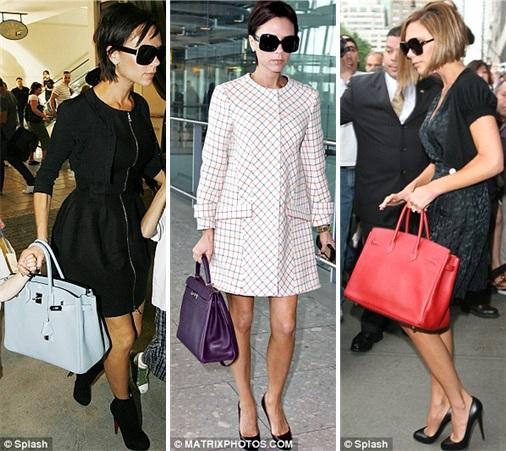 Victoria Beckham Birkin Bags 2