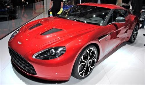 Geneva Motor Show 2012 Aston Martin V12 Zagato - 2