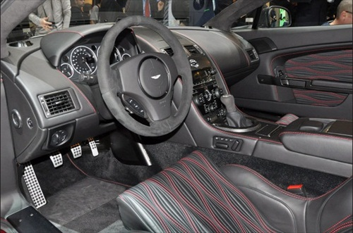 Geneva Motor Show 2012 Aston Martin V12 Zagato - 6