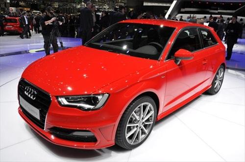 Geneva Motor Show 2012 Audi A3 - 2