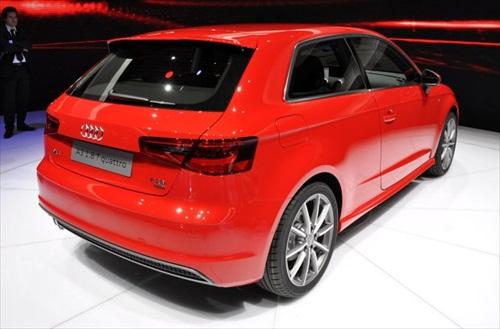 Geneva Motor Show 2012 Audi A3 - 3
