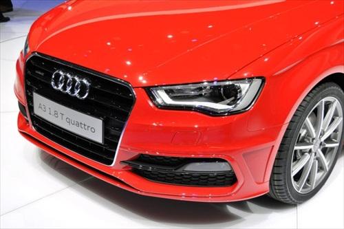 Geneva Motor Show 2012 Audi A3 - 4