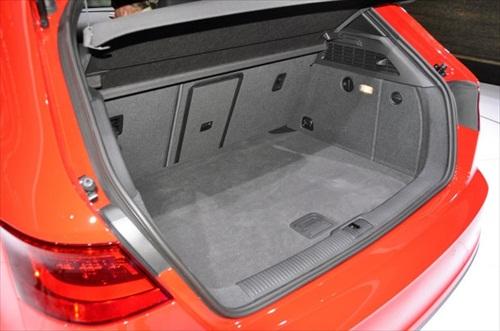 Geneva Motor Show 2012 Audi A3 - 5