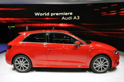 Geneva Motor Show 2012 Audi A3 - 7