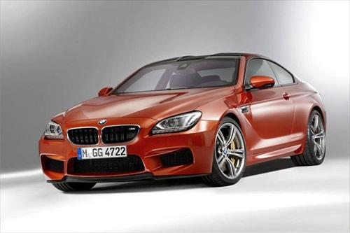 Geneva Motor Show 2012 BMW M6 Coupe - 1