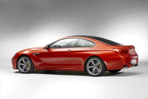 Geneva Motor Show 2012 BMW M6 Coupe - 3