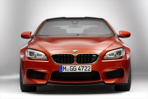 Geneva Motor Show 2012 BMW M6 Coupe - 4