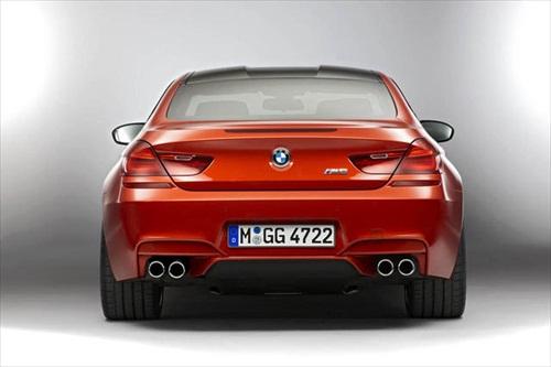 Geneva Motor Show 2012 BMW M6 Coupe - 5