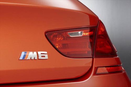 Geneva Motor Show 2012 BMW M6 Coupe - 6