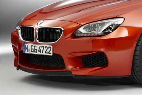 Geneva Motor Show 2012 BMW M6 Coupe - 7