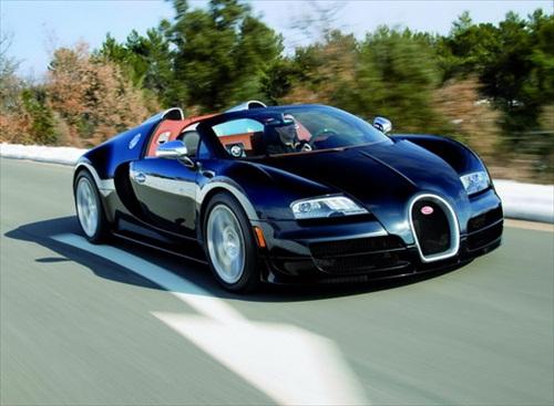 Geneva Motor Show 2012 Bugatti Veyron Grand Sport Vitesse - 10