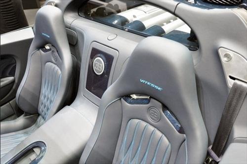 Geneva Motor Show 2012 Bugatti Veyron Grand Sport Vitesse - 6
