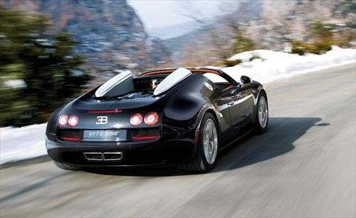Geneva Motor Show 2012 Bugatti Veyron Grand Sport Vitesse - 9