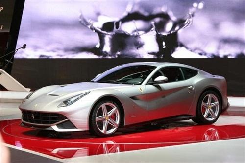 Geneva Motor Show 2012 Ferrari F12 Berlinetta - 2