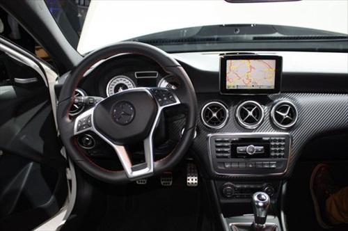 Geneva Motor Show 2012 Mercedes A Class - 6
