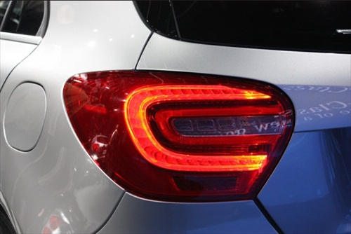 Geneva Motor Show 2012 Mercedes A Class - 7