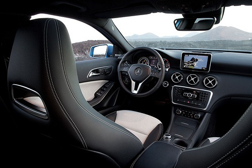 Geneva Motor Show 2012 Mercedes A Class - 9