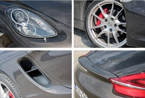 Geneva Motor Show 2012 Porsche Boxster S - 3