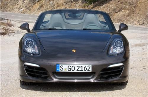 Geneva Motor Show 2012 Porsche Boxster S - 4