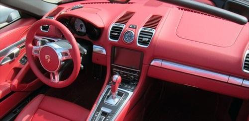 Geneva Motor Show 2012 Porsche Boxster S - 6