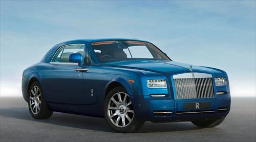 Geneva Motor Show 2012 Rolls Royce Phantom Series II - 4