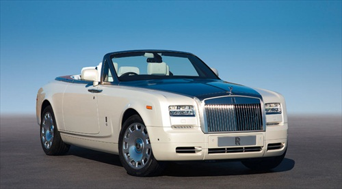 Geneva Motor Show 2012 Rolls Royce Phantom Series II - 5