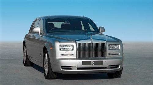 Geneva Motor Show 2012 Rolls Royce Phantom Series II - 6