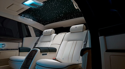 Geneva Motor Show 2012 Rolls Royce Phantom Series II - 7
