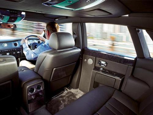 Geneva Motor Show 2012 Rolls Royce Phantom Series II - 8
