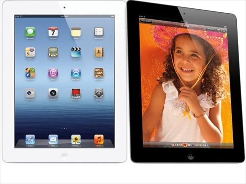 New iPad 3 white