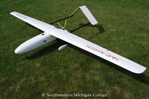Northwestern Michigan College UAV Drone Studies 1