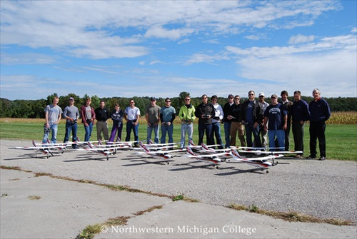 Northwestern Michigan College UAV Drone Studies 2