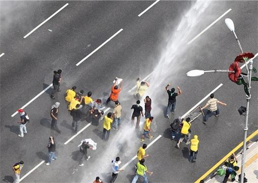 Bersih 3.0 FRU Water Cannon 2
